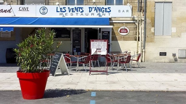 restaurant Les Vents D'Anges