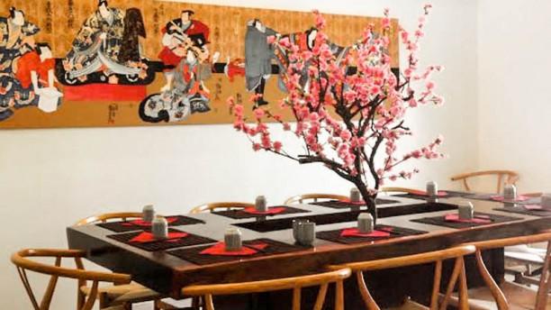 restaurant arigato m rignac. Black Bedroom Furniture Sets. Home Design Ideas