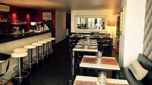 Restaurant la robe 33000 bordeaux