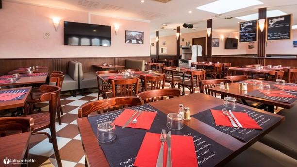 restaurant le modern 39 bordeaux. Black Bedroom Furniture Sets. Home Design Ideas