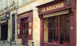 restaurant Le Boucher