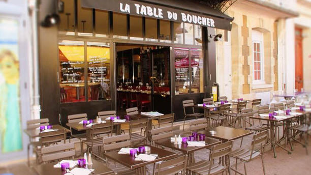 restaurant La Table du Boucher