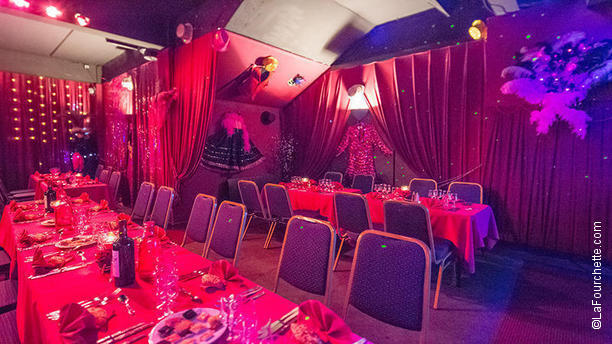 restaurant Cabaret Le Diamant Rose